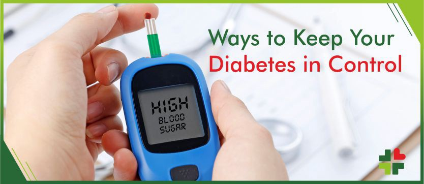 5 Ways to Keep Your Diabetes in Control