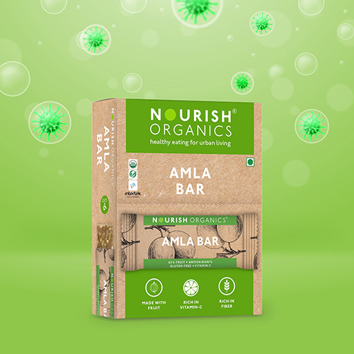 Nourish Health Bars Amla Bar