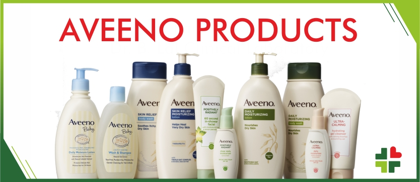 Top 5 Aveeno Products in 2021