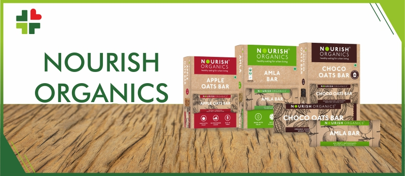 """Top 5 Products from """"Nourish Organics"""""""