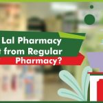 why dr b lal pharmacy is different from regular pharmacy
